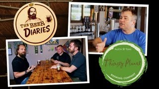 The Beer Diaries #2 Thirsty Planet Brewing Company