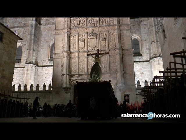 Semana Santa Salamanca 2017 | Procesión Universitaria