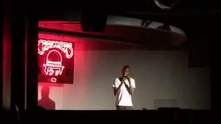 South Sudan comedian Garkhor Kulia
