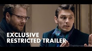 The interview movie - official red band trailer