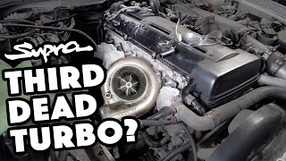 $10k Supra Rebuild EP5 - Can we SAVE Our BLOWN TURBO?