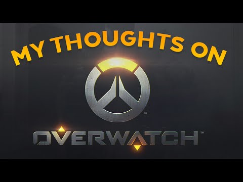 TotalBiscuit talks about his experience with Overwatch for 35 minutes
