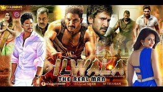 Dilwala The Real Man Official Hindi Trailer | Allu Arjun | New 2017. In Hindi