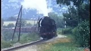 SNCF dans les années soixante: Mikados 141R en action