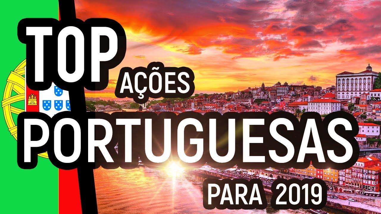 De Top Portuguesas Ações 2019psi20Bolsa Para Lisboa thQdxCBsr