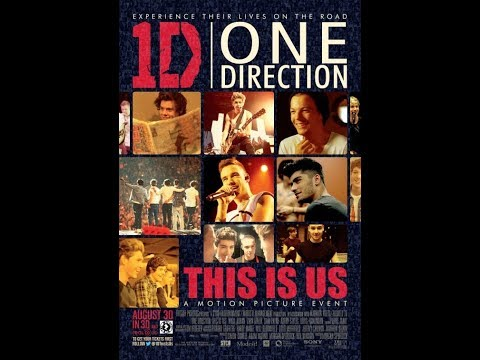 One Direction This Is Us |Full Movie Motion Pictures Ltd..2019 Release..