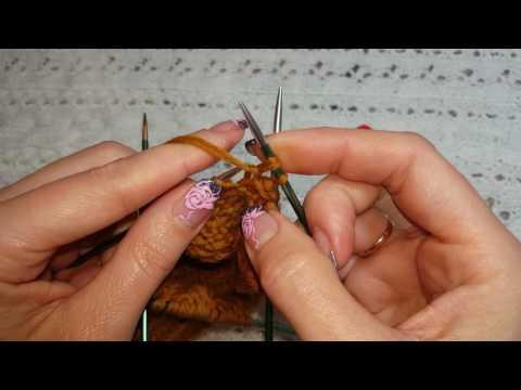 Видео уроки по вязанию » Вязание, вязание спицами, вязание