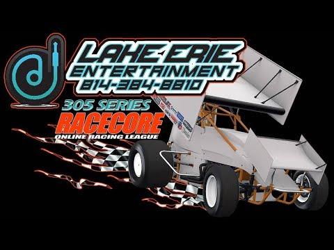 RACECORE Lake Erie Entertainment  Sprint Car Series - Limaland Motorsports Park