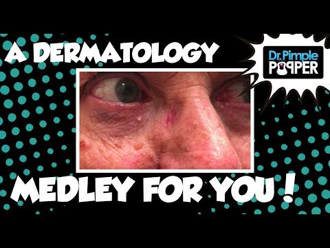 A Dermatology Medley for you!