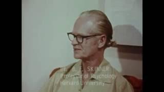B. F. Skinner - Self Management of Behavior (1976)