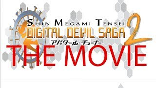Shin Megami Tensei Digital Devil Saga 2 THE MOVIE