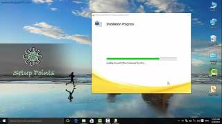 How to install Office 2010 in windows 10
