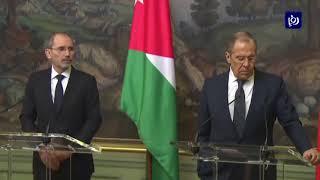 الصفدي يؤكد أن لا تسليح لأي فصيل في سوريا عبر الأردن (19/2/2020)