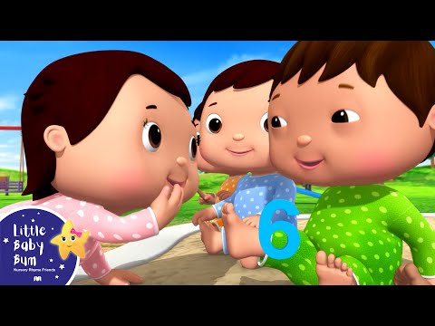 Ten Little Baby Feet | BRAND NEW! | Little Baby Bum Nursery Rhymes & Kids Songs | Songs for Children