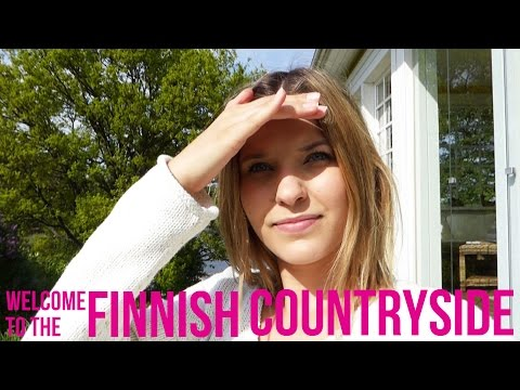 Welcome to the FINNISH countryside!