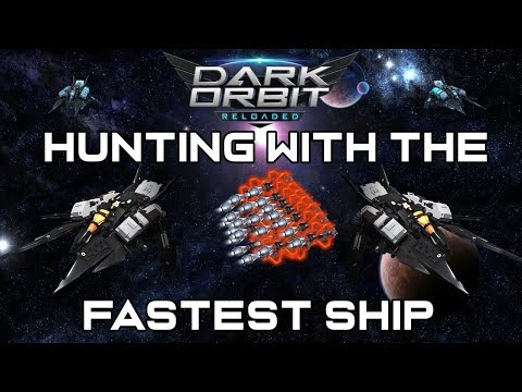 HUNTING WITH THE FASTEST SHIP
