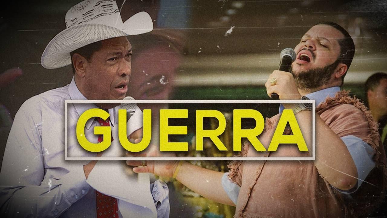 b7592abaf8a7b Valdemiro Santiago VS Agenor Duque. O Fuxico Gospel