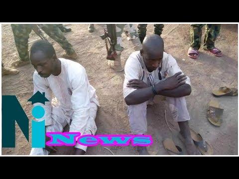 Exercise Ayem Akpatuma: Armed bandits arrested by Nigerian army in Taraba (photos)