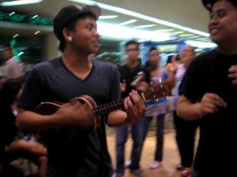 AJ Rafael in Manila -- She Was Mine (with Randolph Permejo)