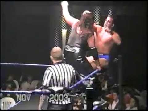 Tony Gunn VS Jason Reed & Motley (11.1.2003)