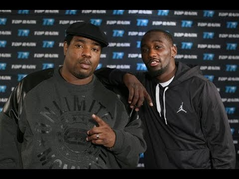 Image result for Terence Crawford and Bo Mack
