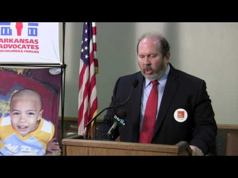 AR Kids Count - The budget is a moral document