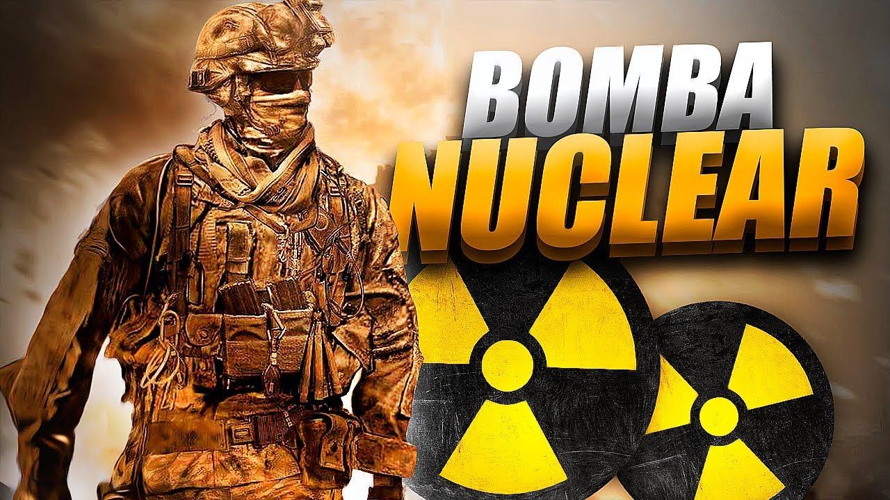 BOMBA NUCLEAR, LA MEJOR MEDICINA | MODERN WARFARE 2 - YouTube