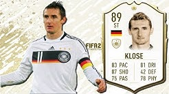 FIFA 20 KLOSE REVIEW | ICON SWAP 89 KLOSE PLAYER REVIEW | FIFA 20 Ultimate Team
