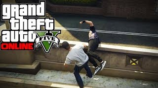 Grand Theft Auto V Online Randomness with Billy