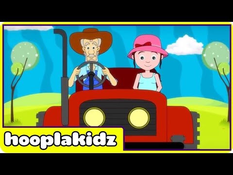 Farmer in the Dell   Top Nursery Rhymes For Children by Hooplakidz