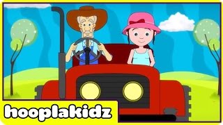 Farmer in the Dell | Nursery Rhymes | Top Nursery Rhymes For Children by Hooplakidz
