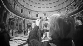 Rome Pantheon : Taking Photos or Making Images ?