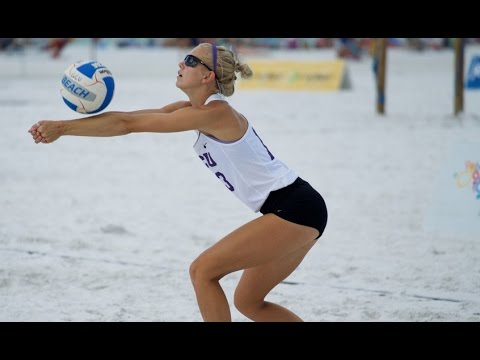 Fiesta on Siesta Key College Volleyball 2016 in 4k UHD