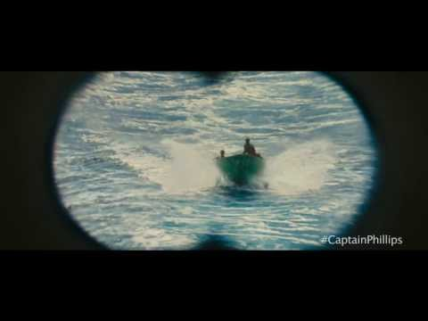 CAPTAIN PHILLIPS - New Clip - Pirate Attack