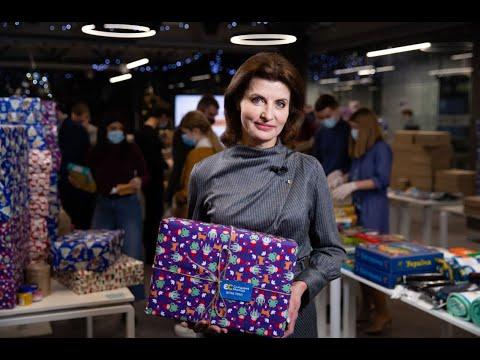 300 «СвятоБоксів» відправляться в інклюзивно-ресурсні центри Києва – Марина Порошенко