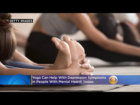 Study: Yoga Can Help With Depression Symptoms