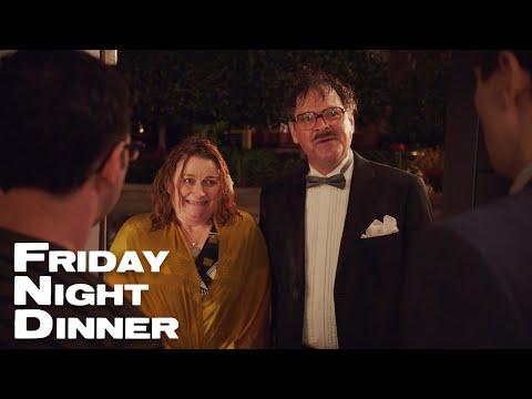 """""""Nippy Nippy""""   Friday Night Dinner"""