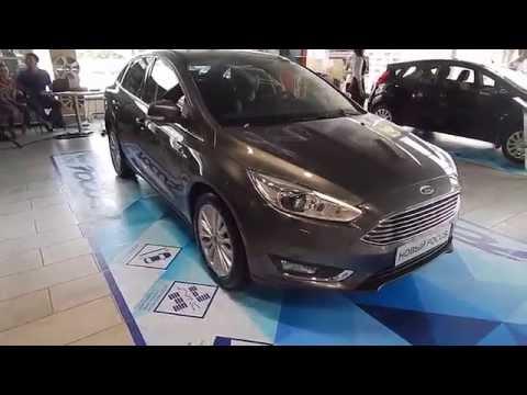 Новый Форд Фокус 2015 - Ford Focus 2015