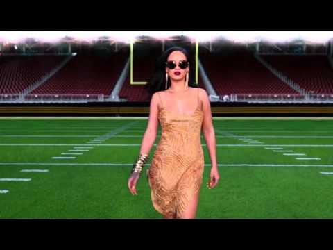 Rihanna's Super Bowl 2016 Promo HD