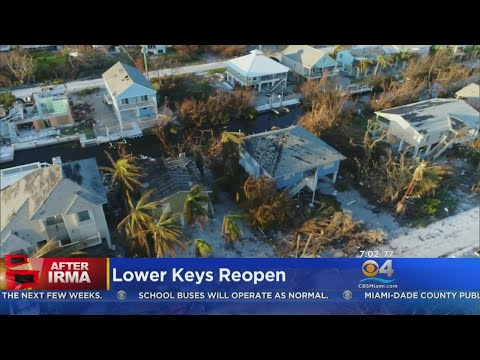 Lower Florida Keys Reopen, Residents Finally Allowed To Return Home