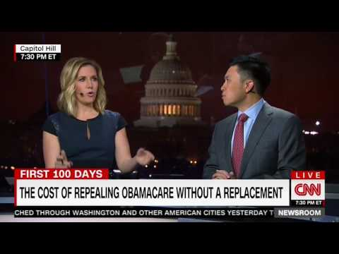 Lanhee Chen Discussing the Future of Obamacare with CNN