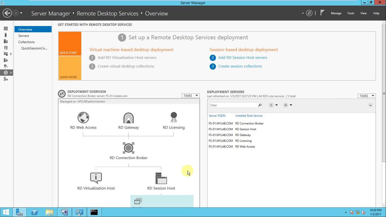 RDP - Remote Desktop Session licensing- server 2012 part- 5