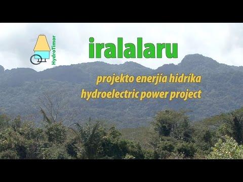 Iralalaru HPP East Timor (short version)