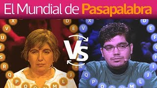 Pasapalabra | Marcela Jara vs Eduardo Peñailillo