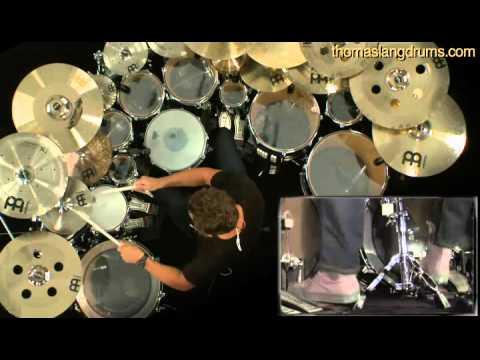 Thomas Lang drummagazine