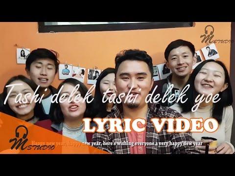 Losar Tashi Delek [Official Lyric Video]