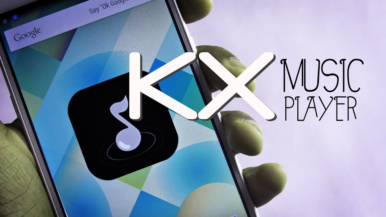 KX Music Player Pro Mod APK [Paid Version Unlocked] - Full Pro Cracks