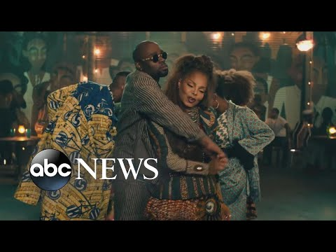 Janet Jackson releases new music with Daddy Yankee
