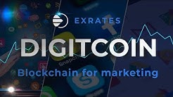 Blockchain marketing: DIGIT coin cryptocurrency