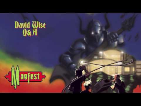 MAGFest 2017: David Wise Q&A